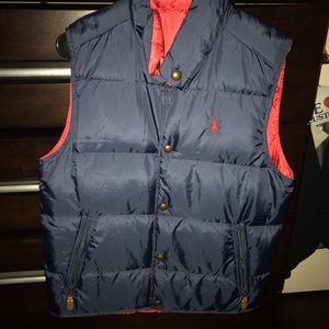 Polo Ralph Lauren Men's Small Reversible Vest